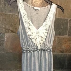 Hem & Thread maxi dress